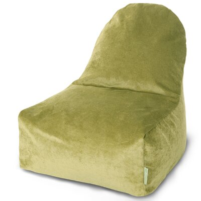 Classic Bean Bag Lounger Upholstery: Apple - Green