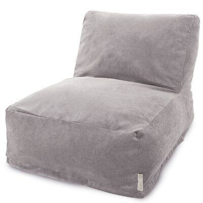Zipped Bean Bag Lounger Upholstery: Vintage