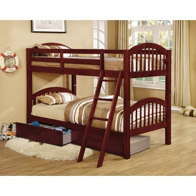 Jaylyn Twin over Twin Bunk Bed