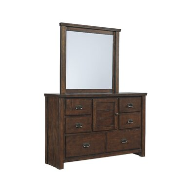 Mona 6 Drawer Dresser