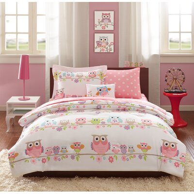 Loraine 8 Piece Comforter Set