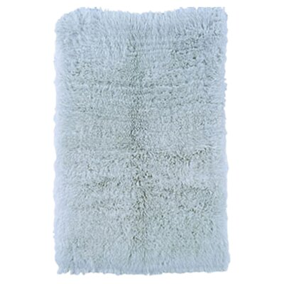 Kathleen Hand-Woven Blue Area Rug Rug Size: Rectangle 24 x 43