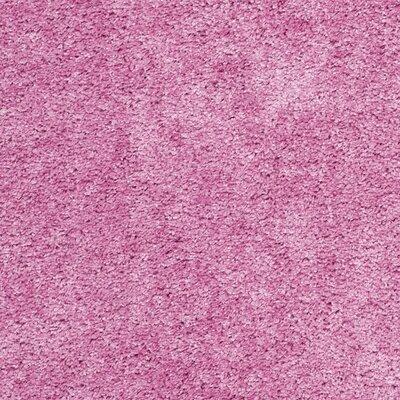 Ariel Pink Indoor Area Rug Rug Size: 8 x 10