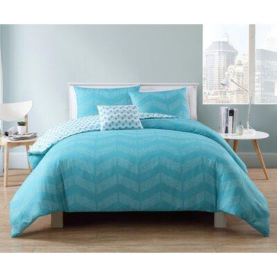 Fatima Comforter Set Color: Full / Queen