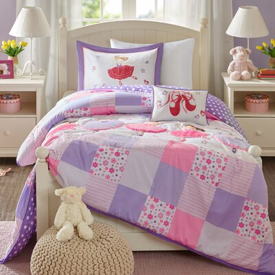 Rodolfo Comforter Set Size: Full/Queen
