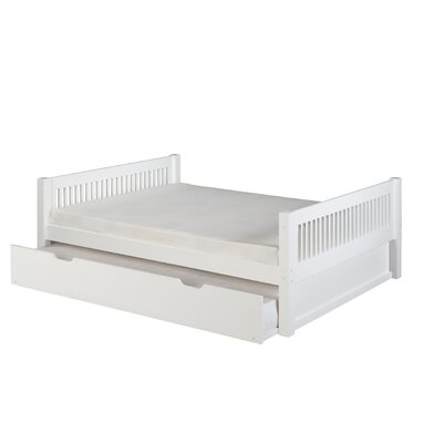 Isabelle Slat Bed with Trundle
