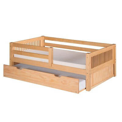 Isabelle Daybed with Trundle Finish: Natural