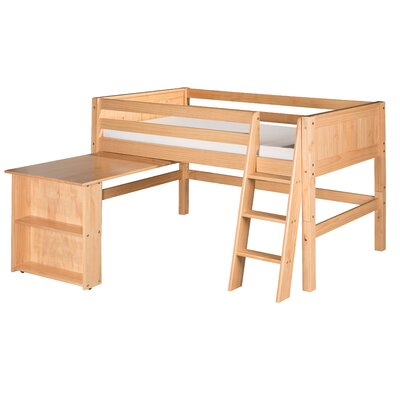 Isabelle Twin Low Loft Bed