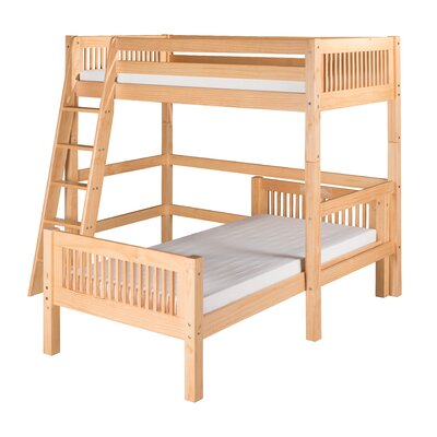 Oakwood Twin L-Shape Bunk Bed