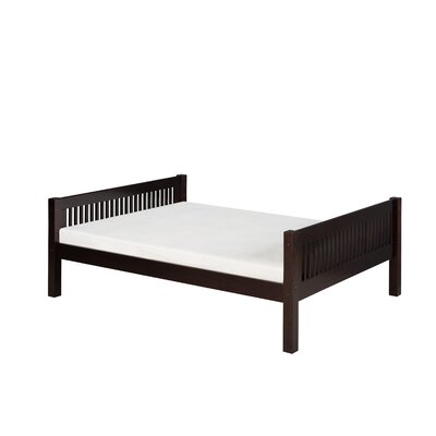 Oakwood Slat Bed