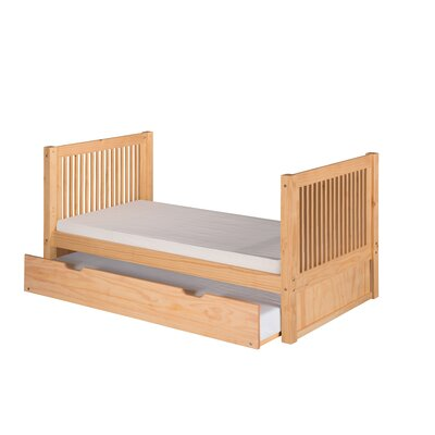 Isabelle Twin Slat Bed with Trundle