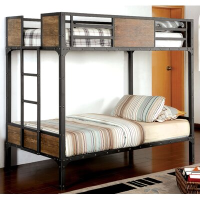 Aurora Bunk Bed Size: Twin/Twin