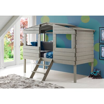 Gabrielle Twin Loft Bed Drawers: Standalone