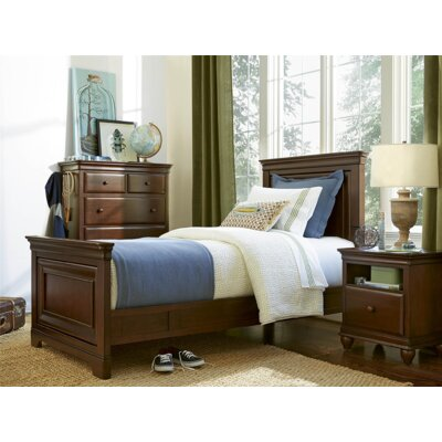 Dayton Twin Panel Customizable Bedroom Set