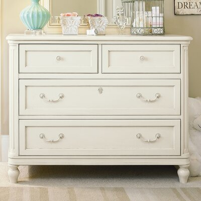 Chassidy 4 Drawer Single Dresser
