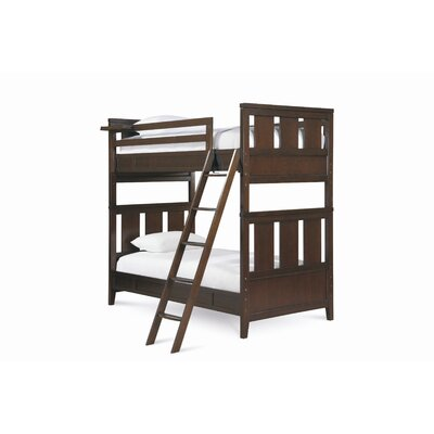 Chassidy Mocha Bunk Bed Ends (Set of 4)