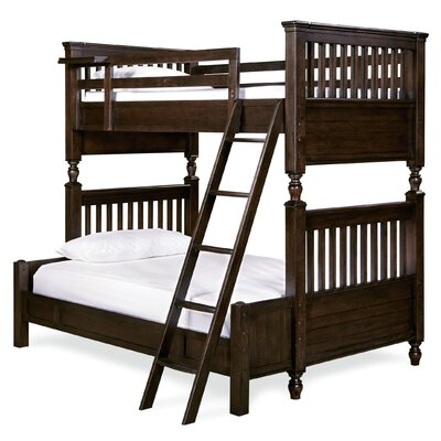 Darion Twin over Full Bunk Bed