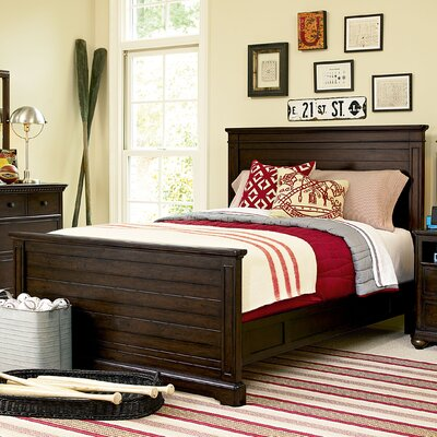 Darion Panel Bed Size: Full