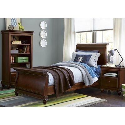 Dayton Sleigh Bed Size: Twin