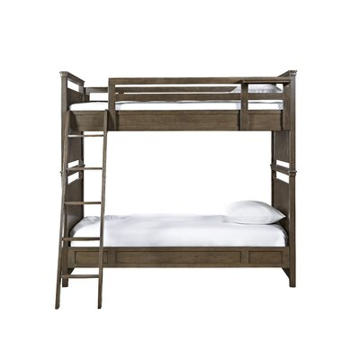 Chassidy Extra Long Twin Over Extra Long Twin Bunk Bed with Storage