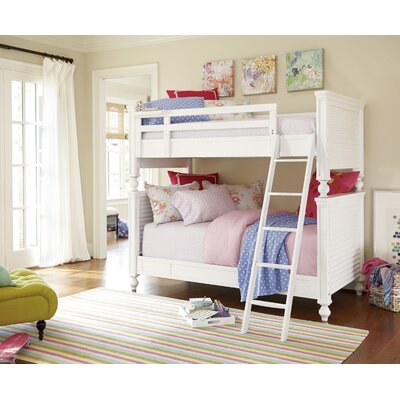 Chassidy Contemporary All American Bunk Bed