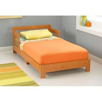 Rylee Toddler Bed Finish: Honey