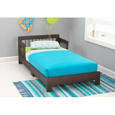 Rylee Toddler Bed Finish: Espresso