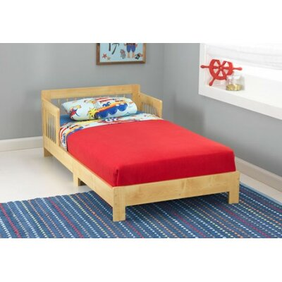 Rylee Toddler Bed Finish: Natural