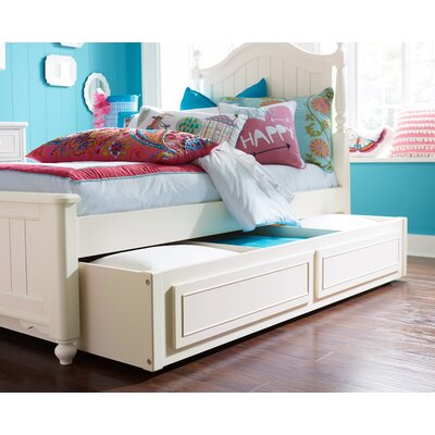 Otto Low Panel Bed with Trundle