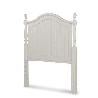 Otto Low Poster Panel Headboard Size: Twin, Color: Taupe