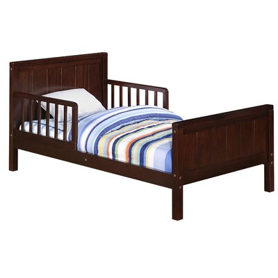 Baby Dorel Toddler Panel Bed Finish: Espresso