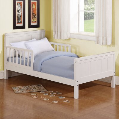 Baby Dorel Toddler Panel Bed Finish: White