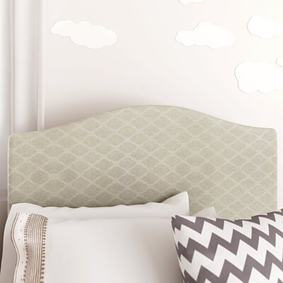Lilly Upholstered Headboard Size: Twin
