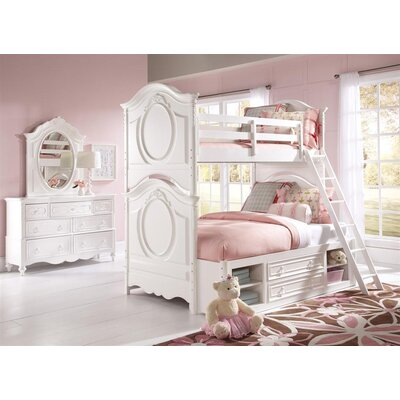 Jamari Full Bunk Bed Extension