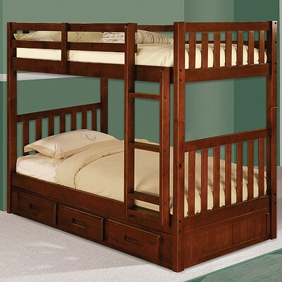 Kaitlyn Twin over Twin Bunk Bed