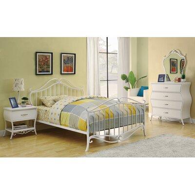 Raymond Twin Panel Customizable Bedroom Set