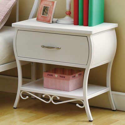 Raymond 1 Drawer Nightstand