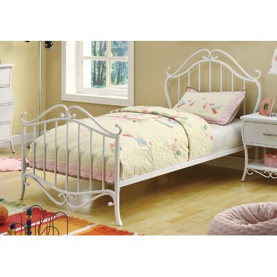 Raymond Panel Bed Size: Twin