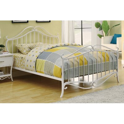 Raymond Panel Bed Size: Full
