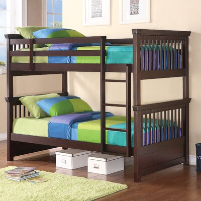 Beth Twin over Twin Bunk Bed