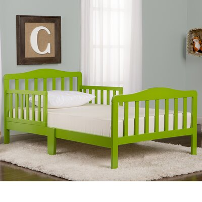 Classic Toddler Bed Color: Mint