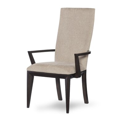 Vivian Upholstered Arm Chair (Set of 2)