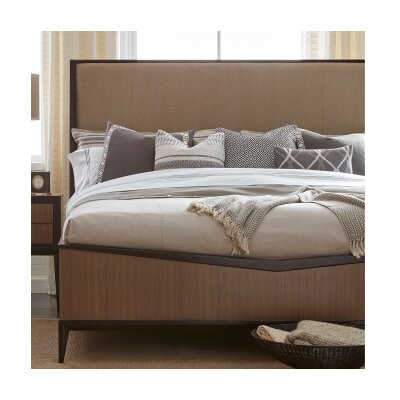 Alysa Upholstered Platform Bed Size: California King