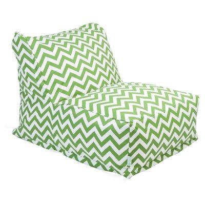 Jamaal Bean Bag Lounger Upholstery: Sage
