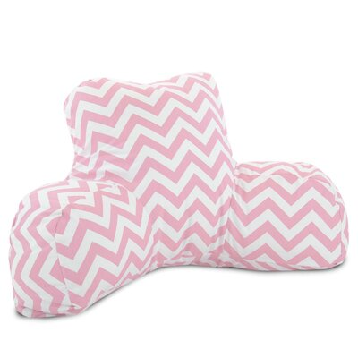 Aspen Bed Rest Pillow Color: Baby Pink