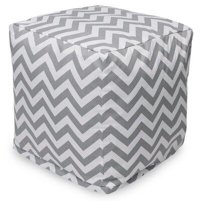 Aspen Small Cube Fabric: Gray