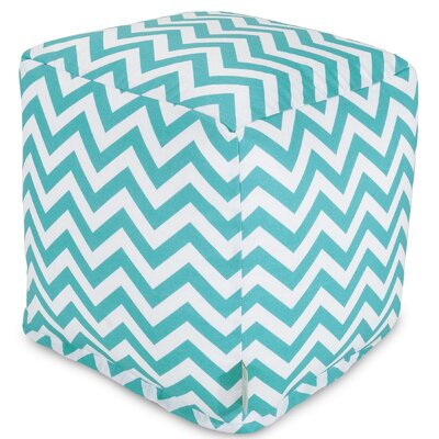 Aspen Small Cube Fabric: Teal