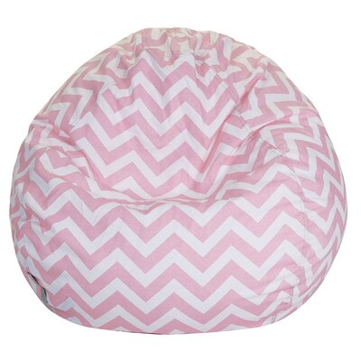 Aspen Bean Bag Chair Upholstery: Baby Pink