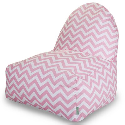 Aspen Bean Bag Lounger Upholstery: Baby Pink