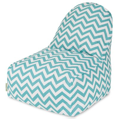Aspen Bean Bag Lounger Upholstery: Teal